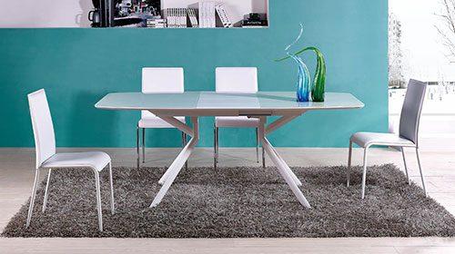 Anias Раздвижной стол שולחן פינת אוכל נפתח
