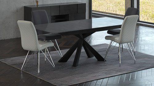 evylin сет столов и стульев פינת אוכל