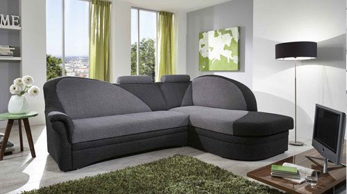 ספה מודולרית פינתית