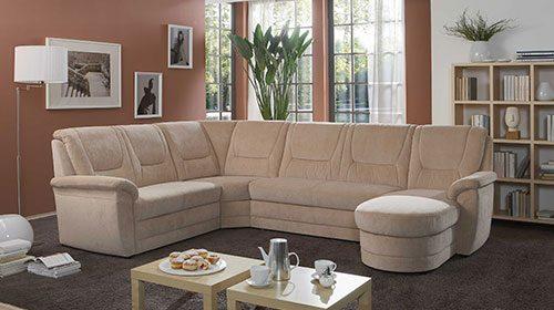 Queenline-A-04 Модульный, многофункциональный диван
