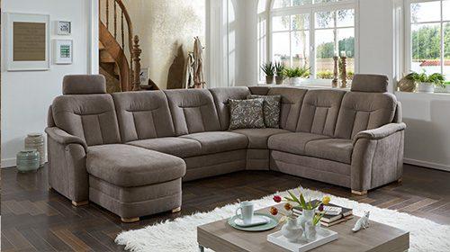 П-образный диван в классическом стиле