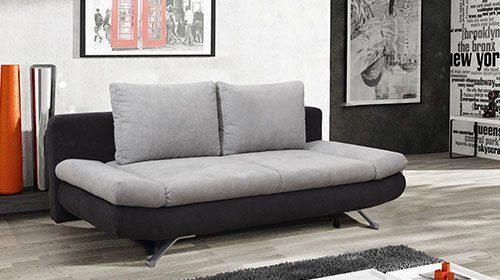 раскладной двухместный диван rialto ספה דו-מושבית נפתחת