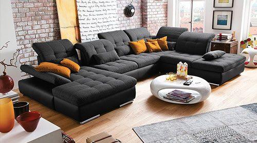 модульный диван в стиле Modern santafe