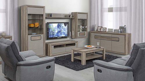 vincenza витрина в салон רהיטים לחדר אורכים