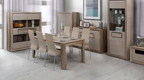 vinchenza Гостиный стол + стулья
