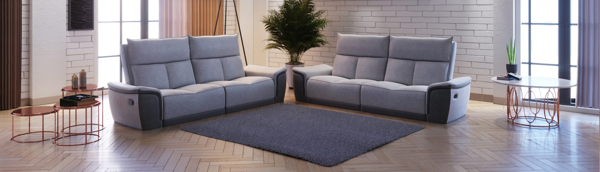 Мягкая мебель вариант 2+3