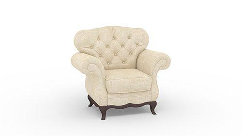 Кресло в класическом стиле verona כורסה בעיצוב קלאסי