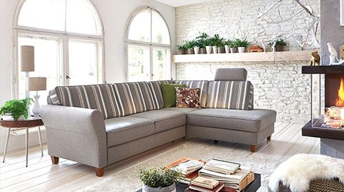 baltrum ספה פינתית ארגונומית Угловой эргономический диван