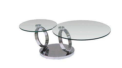 revolving журнальный столик שולחן קפה