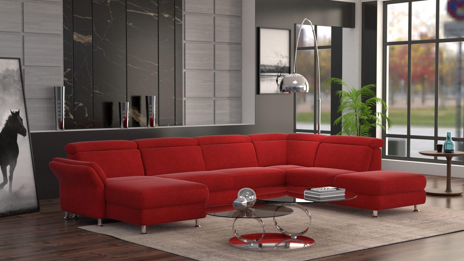 ספה בצורת