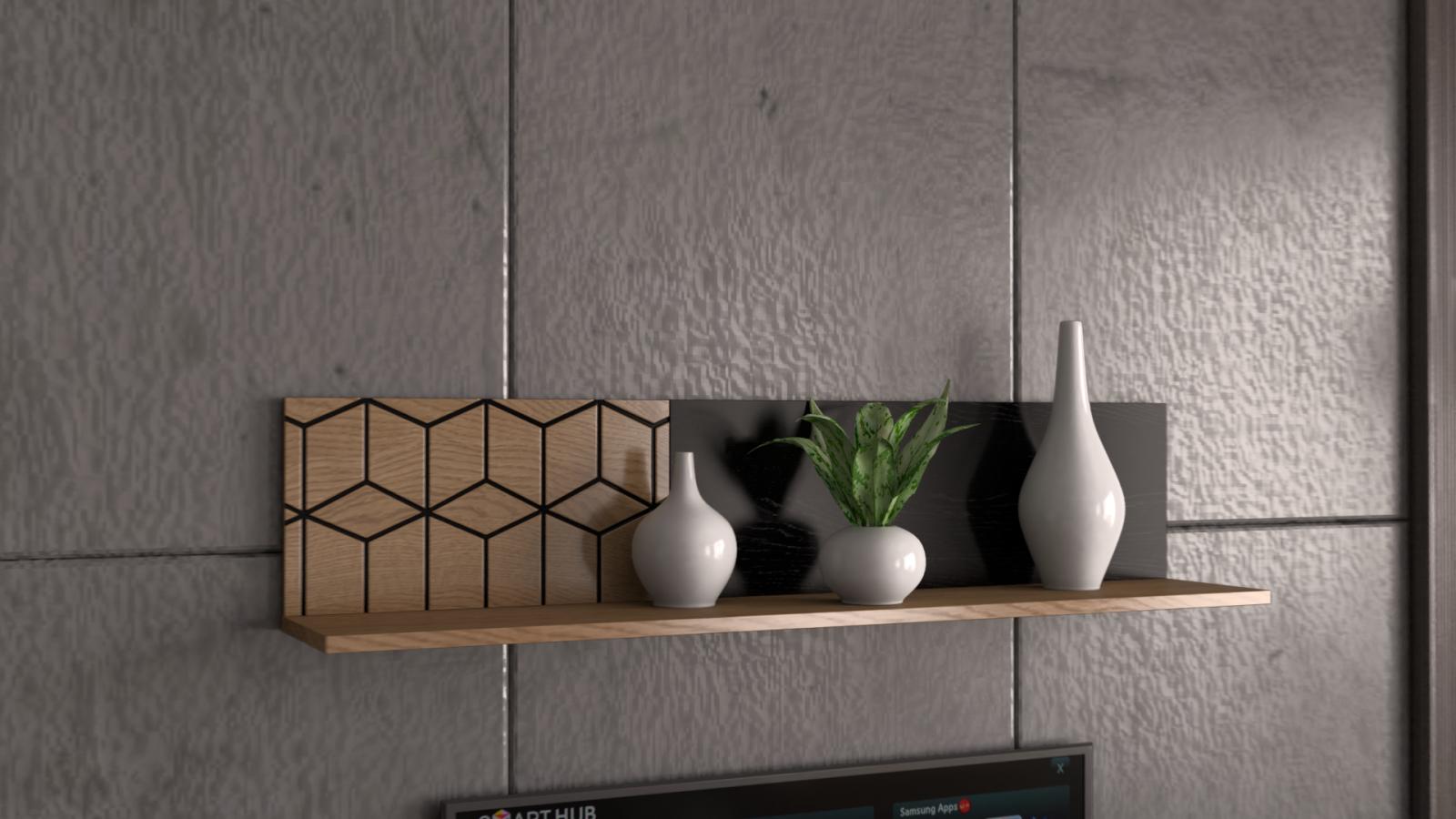 mozaic קולקציה רהיטים לסלון בסגנון מודרני