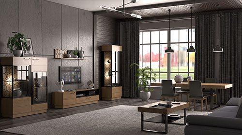 קולקציית רהיטים בסגנון מודרני