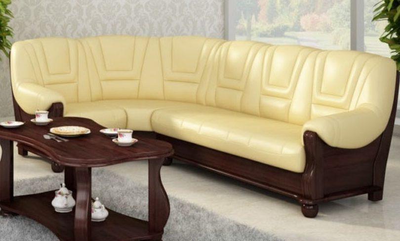 классический угловой диван ספה פינתית בסגנון קלאסי