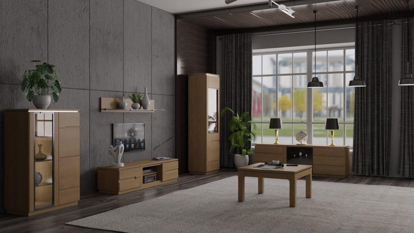 montenegro קולקציה רהיטים לסלון בסגנון מודרני