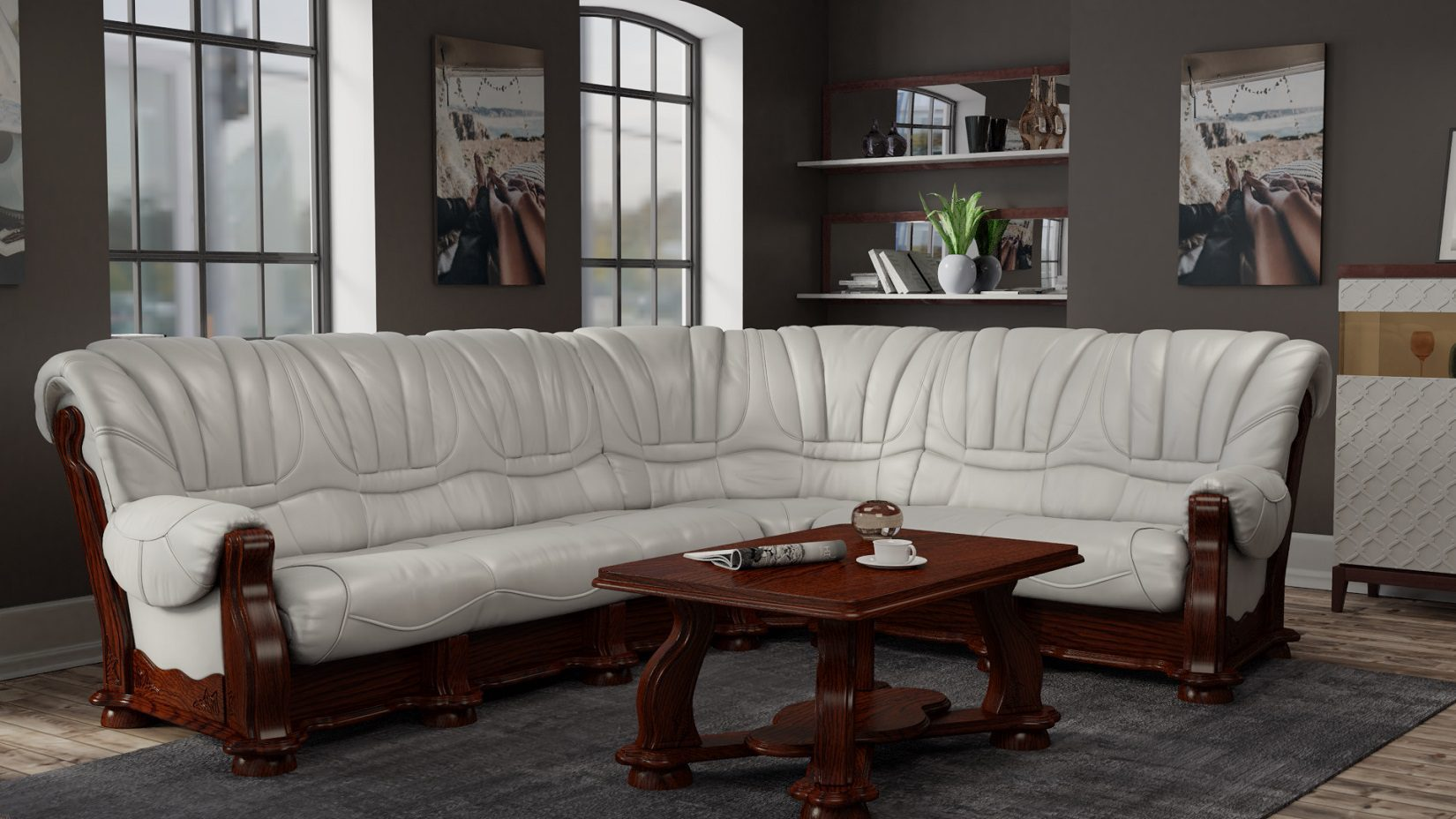 диван из коллекции DAX Classic