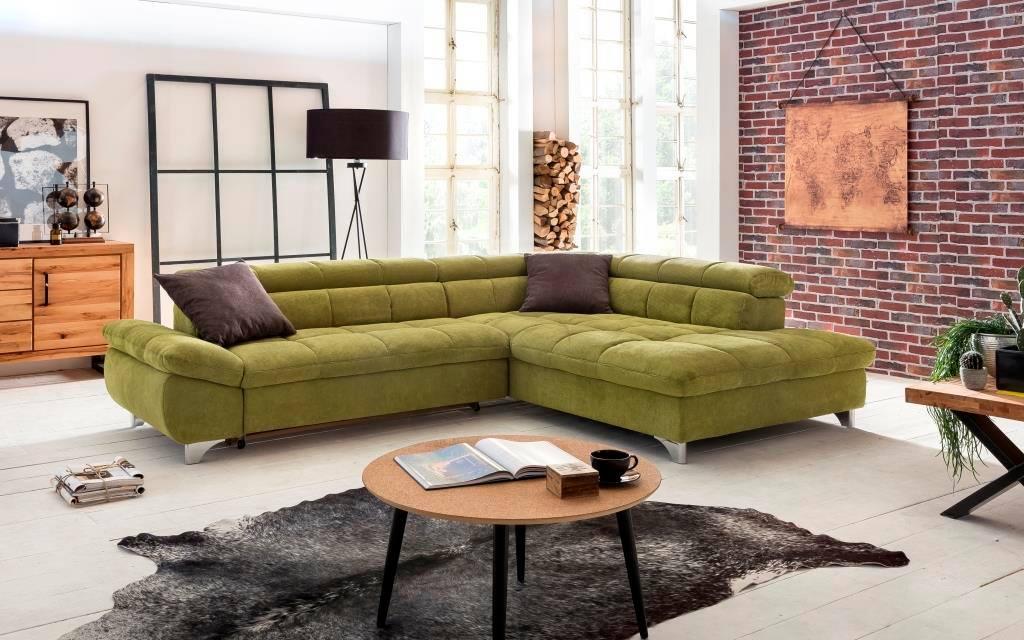 Gemini Угловой диван на высоких ножках