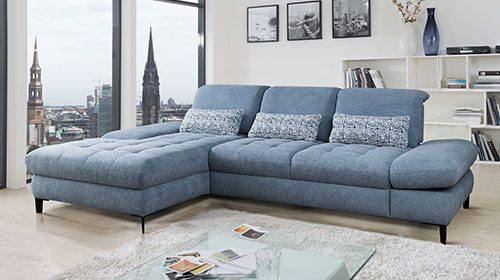 ספה בעיצוב מודרני