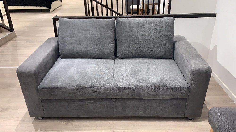 ספה דו-מושבית עם מיטה