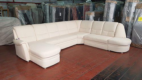 ספה עם מיטה ושזלוג קלאסי