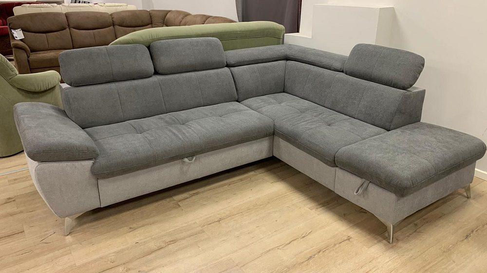 ספה עם מיטה מפתחת