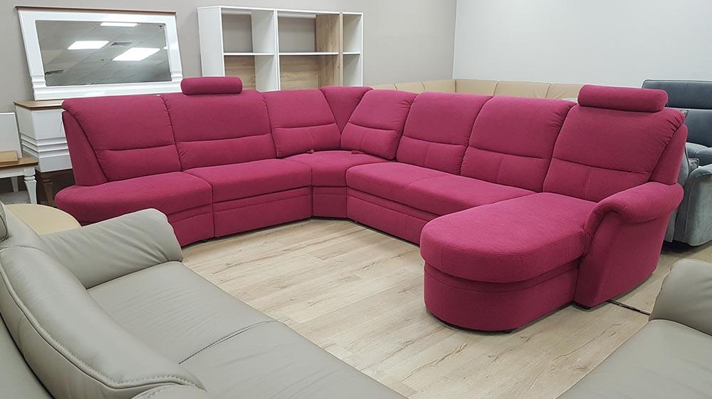 ספה בעיצוב קלאסי