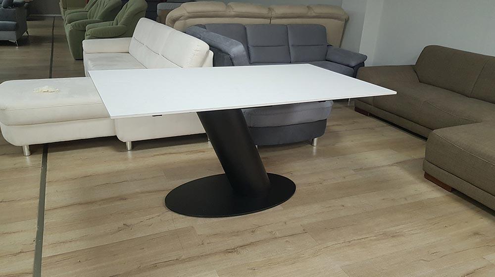 שולחן שיש לפינת אוכל