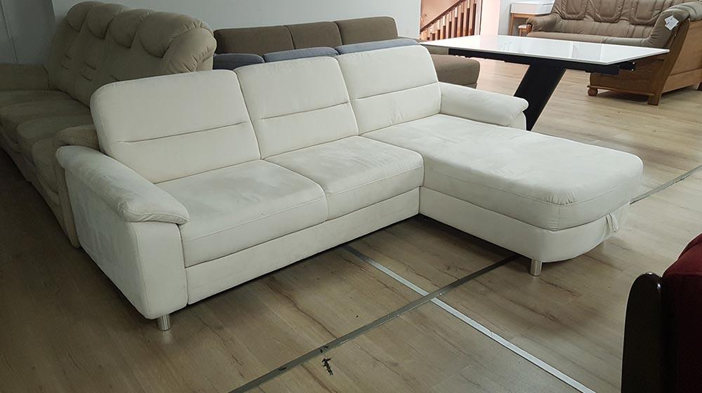 ספה פינתית עם שזלונג