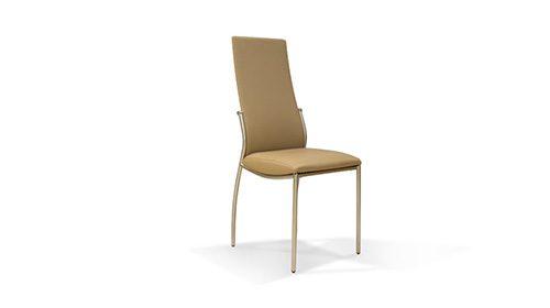 כיסא עור