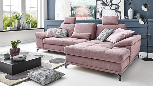 угловой диван с кроватью