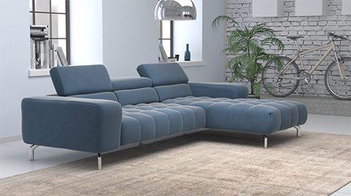 ספה פינתית בעיצוב מודרני