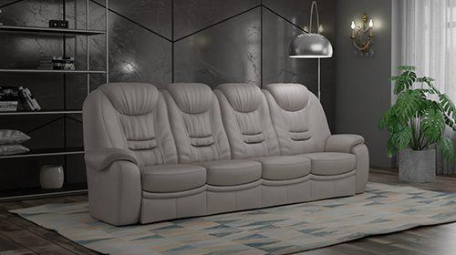 ספה מודולרית 4 מושבים