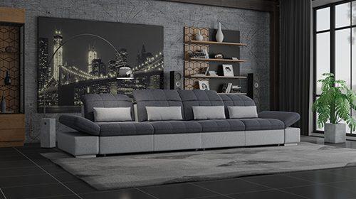 комфортный диван на 4 места