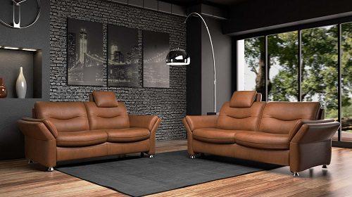 ספה דו-מןשבי בסגנון Hi-Tech פרמיום