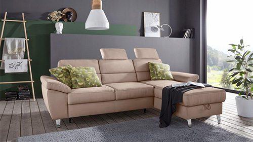 диван с шезлонгом