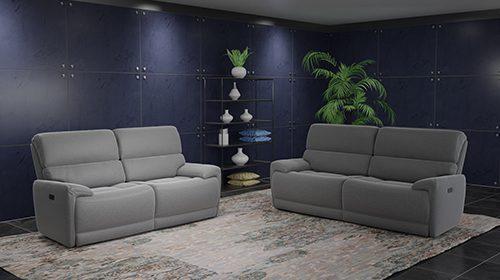 диван-двойка/тройка с реклайнерами